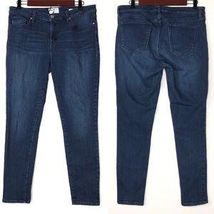 William Rast Skinny Ankle Jeans Size 31